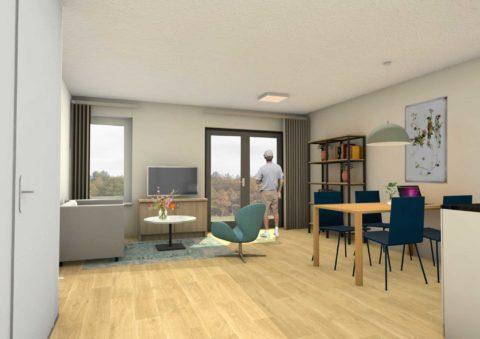 UPinterieur Sint- Annaland Appartement Bewoners
